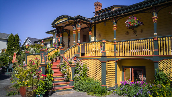 Where to stay in Victoria, BC: Albion Manor Bed and Breakfast