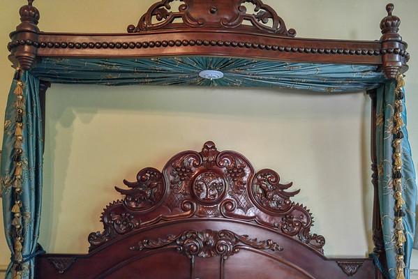Michelangelo Room, Albion Manor