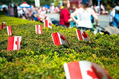 Canada Parade - Gord & Karen's