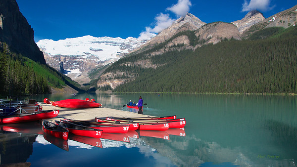 Canada Parks and Conservation Areas