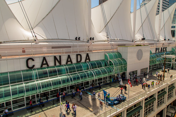 Canada Place- Vancouver