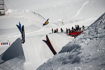 FIS Snowboard World Cup - Silvaplana SUI - slopestyle