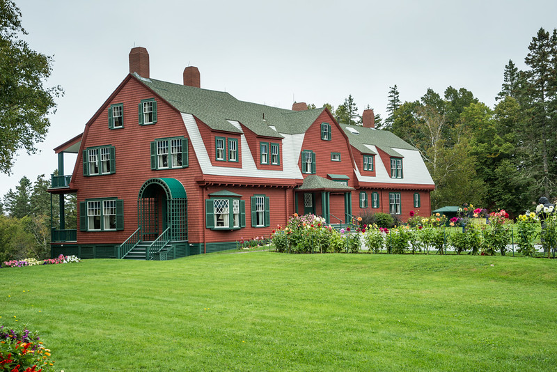 FDR's Summer Home at Campobello