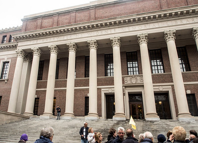 Library at Harvard University