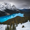 Peyto Lake,<br /> 4 stop soft GND