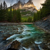 Mount Kidd and Kananaskis River<br /> Landscape CPL ,