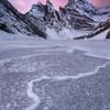 Lake Agnes, <br /> 10 stop ND filter, landscape CPL