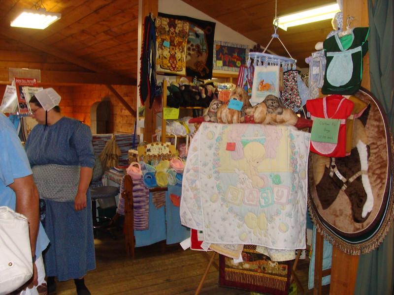 Mennonite Handicrafts