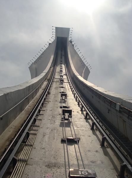 Biodôme Tower Cable Car Track