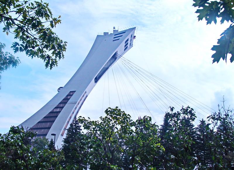 Biodôme Tower