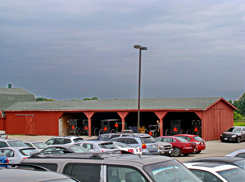 Parking at the Market