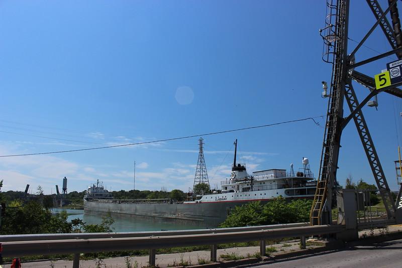 Ojeway Ship