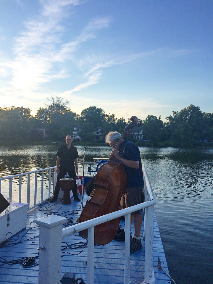 Music on the Avon River