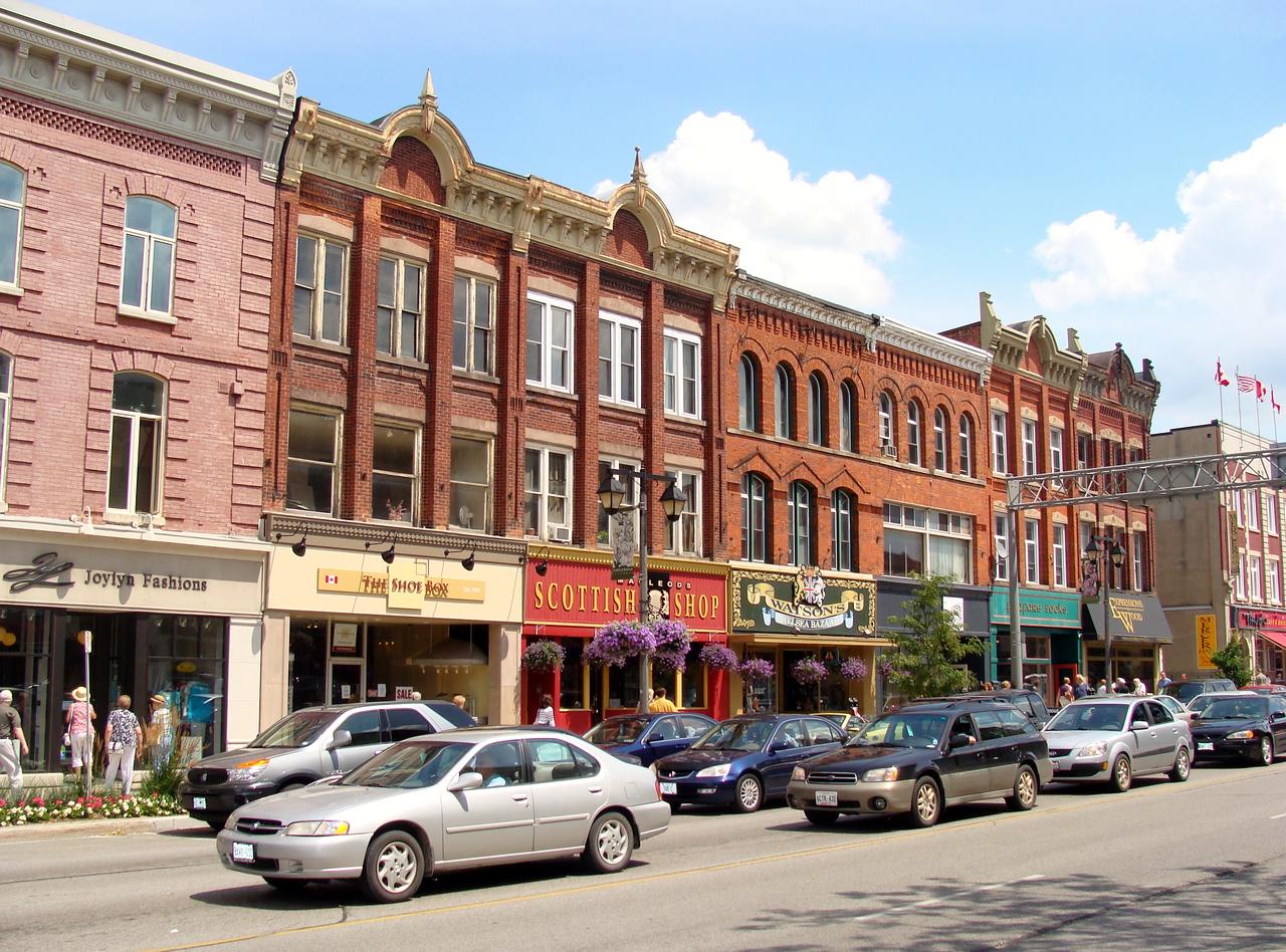 Ontario Street