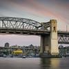 CA 012<br /> <br /> The Burrard Street Bridge spans False Creek, connecting Vancouver and Kitsilano, B.C.