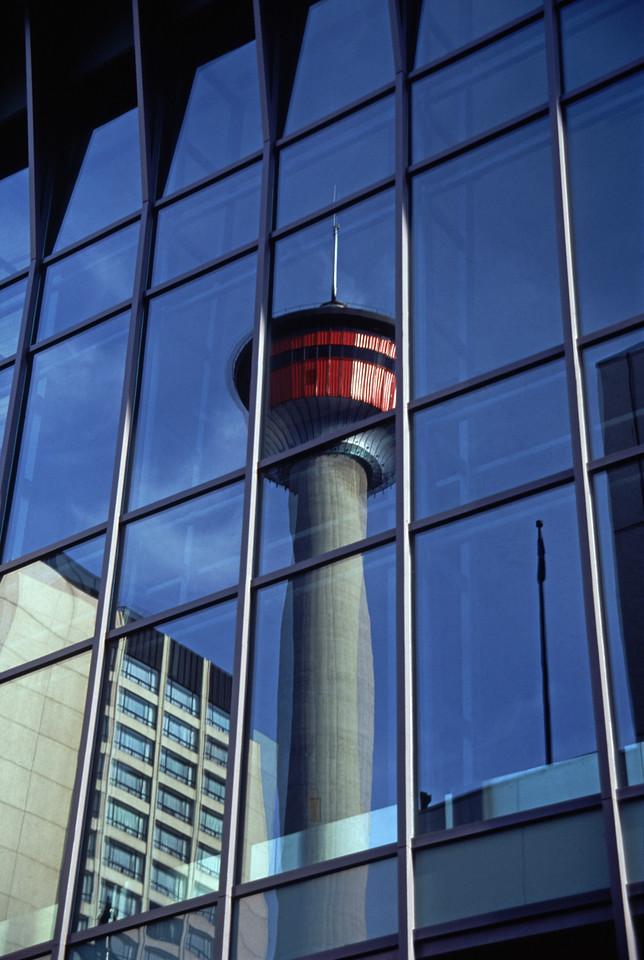 Calgary Telekom Tower, BC, Canada