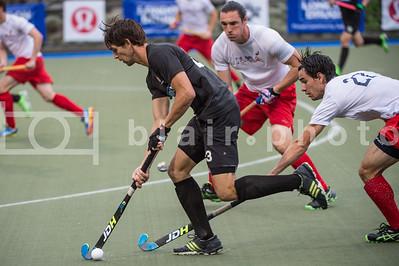 Canada vs USA Game 2 - 1st Half
