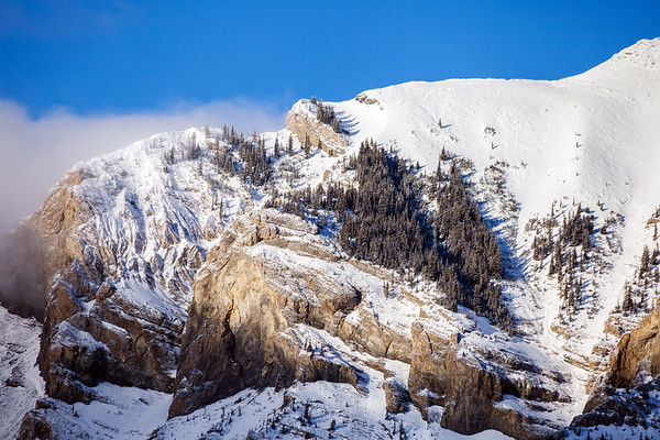 Mountain, Banff National Park