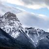 Mountains, Banff National Park, Alberta, Canada