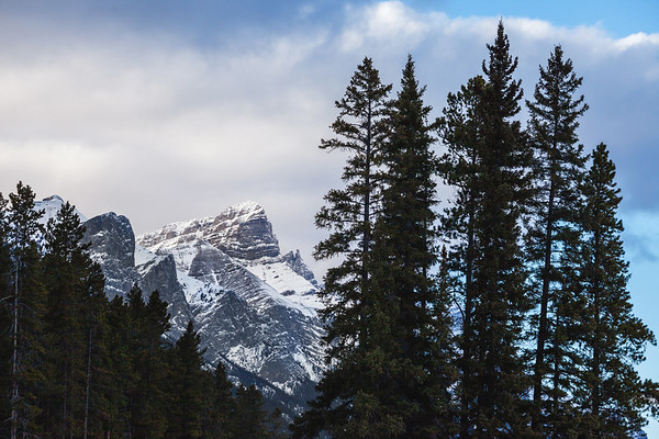 Canadian Rockies in Alberta