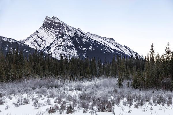 Mount Rundle, Banff National Park