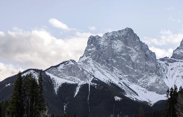 Canadian Rockies, Banff National Park, Alberta, Canada