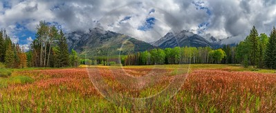 Bow Valley Parkway Bannf Alberta Canada Panoramic Landscape Fine Art Nature Photography - 017378 - 04-09-2015 - 18667x7674 Pixel