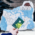 Parks Canada's Discovery Pass giving free access to all canadian national parks in 2017 to celebrate the 150th anniversary of Canada.