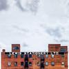 Lewis Stationary Ltd. building in Calgary, Alberta, Canada.