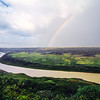 The Red Deer River and the Horsethief Canyon as seen from the Orkney Viewpoint