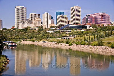 Edmonton Queen Paddle Wheeler