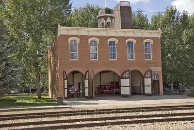 Fire Hall #1 - 1905 Street