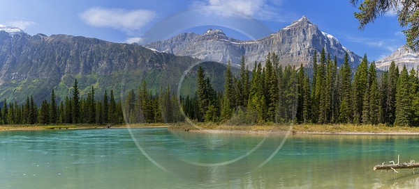 Icefields Parkway Jasper Alberta Canada Panoramic Landscape Photography Western Art Prints For Sale - 017061 - 23-08-2015 - 17397x7876 Pixel
