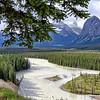 Icefields Parkway - Athabasca River