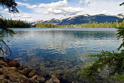 Jasper Park Lodge on Lac Beauvert