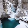 Jonhston Canyon, Banff National Park, Alberta