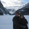 Matt & Lindsay @ Lake Louise