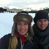 The Girls at Lake Louise