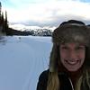 Lindsay having fun