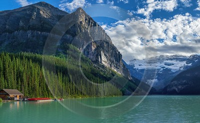 Lake Louise Alberta Canada Panoramic Landscape Photography Scenic Prints For Sale Sea Sale Nature - 016767 - 16-08-2015 - 8582x5304 Pixel
