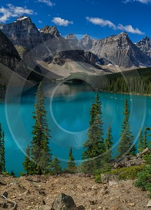 Moraine Lake Louise Alberta Canada Panoramic Landscape Photography Autumn - 016881 - 18-08-2015 - 7546x10502 Pixel