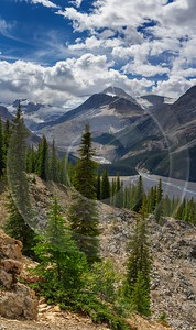 Peyto Lake Louise Alberta Canada Panoramic Landscape Photography Photo Fine Art Prints For Sale Sky - 016910 - 18-08-2015 - 7826x13224 Pixel