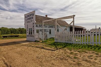 Alberta Lumber Co. - 1928