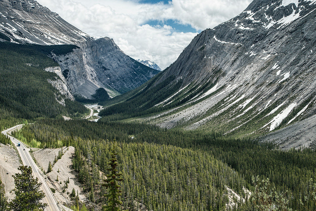 IceFields Parkway - near Jasper, Alberta, Canada