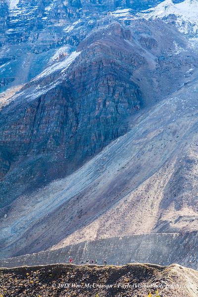 Plain of Six Glaciers Trail
