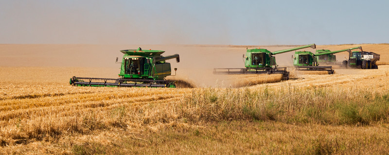 Clover Leaf Colony, Combines
