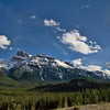 The Incredible Icefields Parkway that runs through Jasper National Park