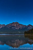 Pyramid Lake at Dawn