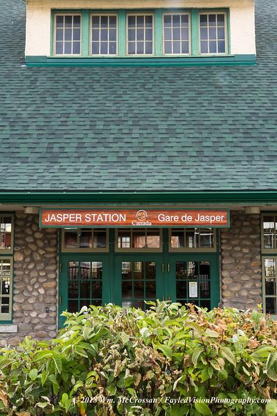 Jasper Rail Road Station