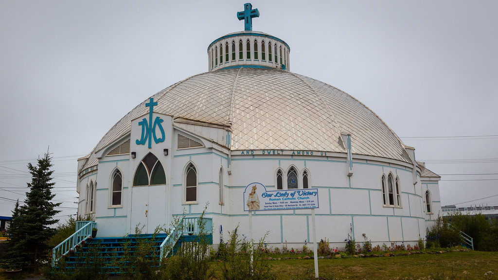 Inuvik Igloo Church